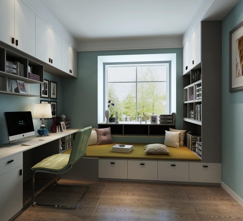 当然,在小型公寓装修的过程中,有必要考虑使用空间.