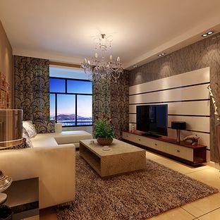 二居 客厅 装修