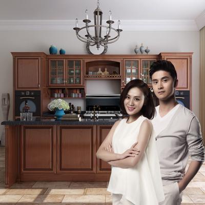 上海金帝整体厨房