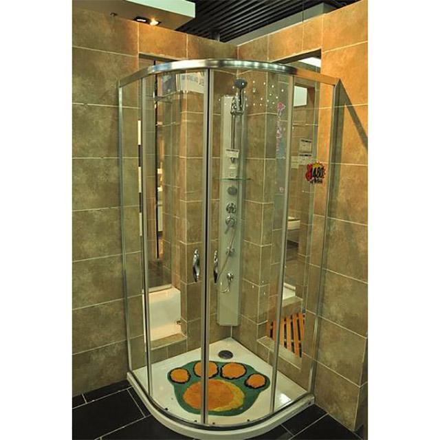 富丽雅淋浴房6201圆弧形