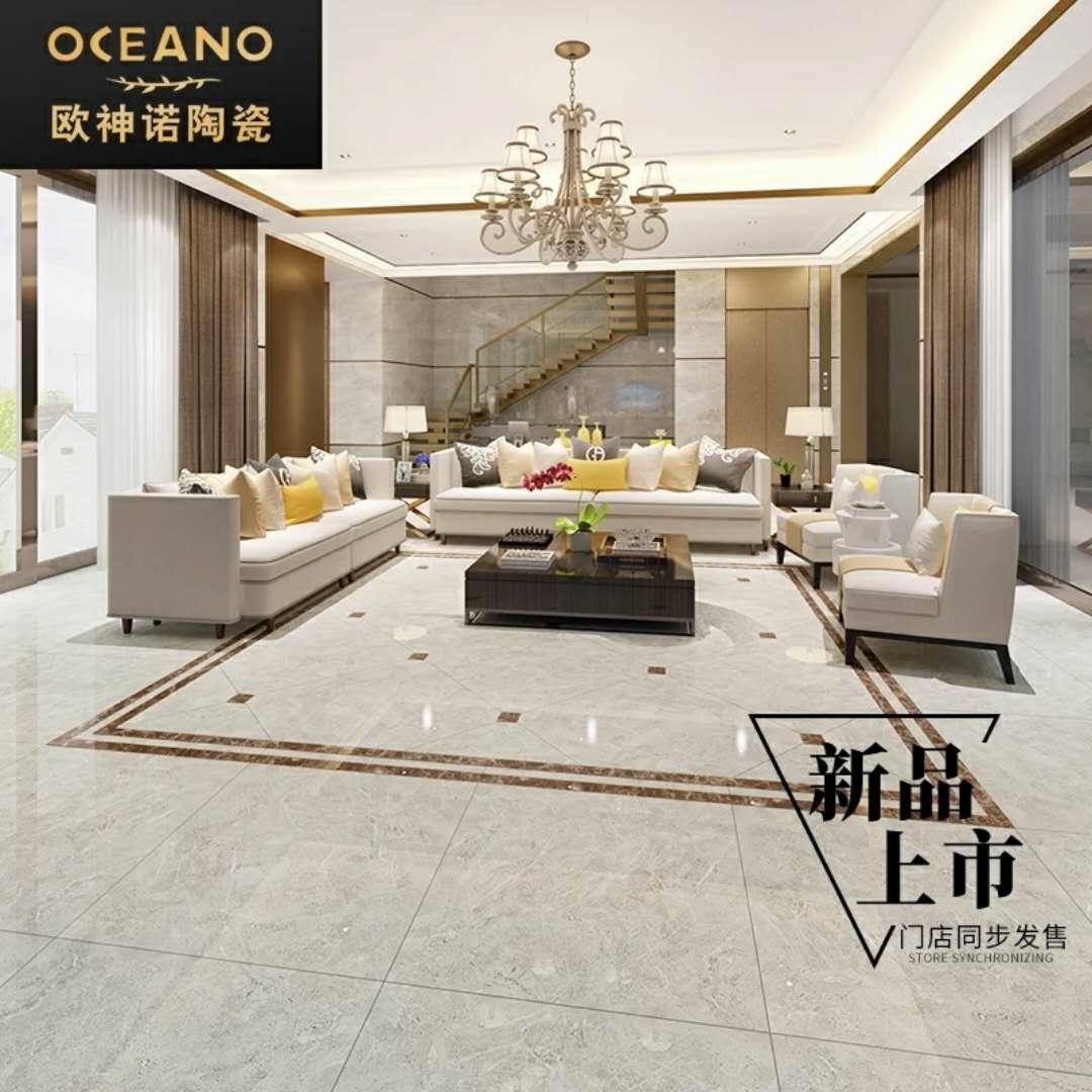 欧神诺瓷砖LEN13880S罗曼蒂克灰