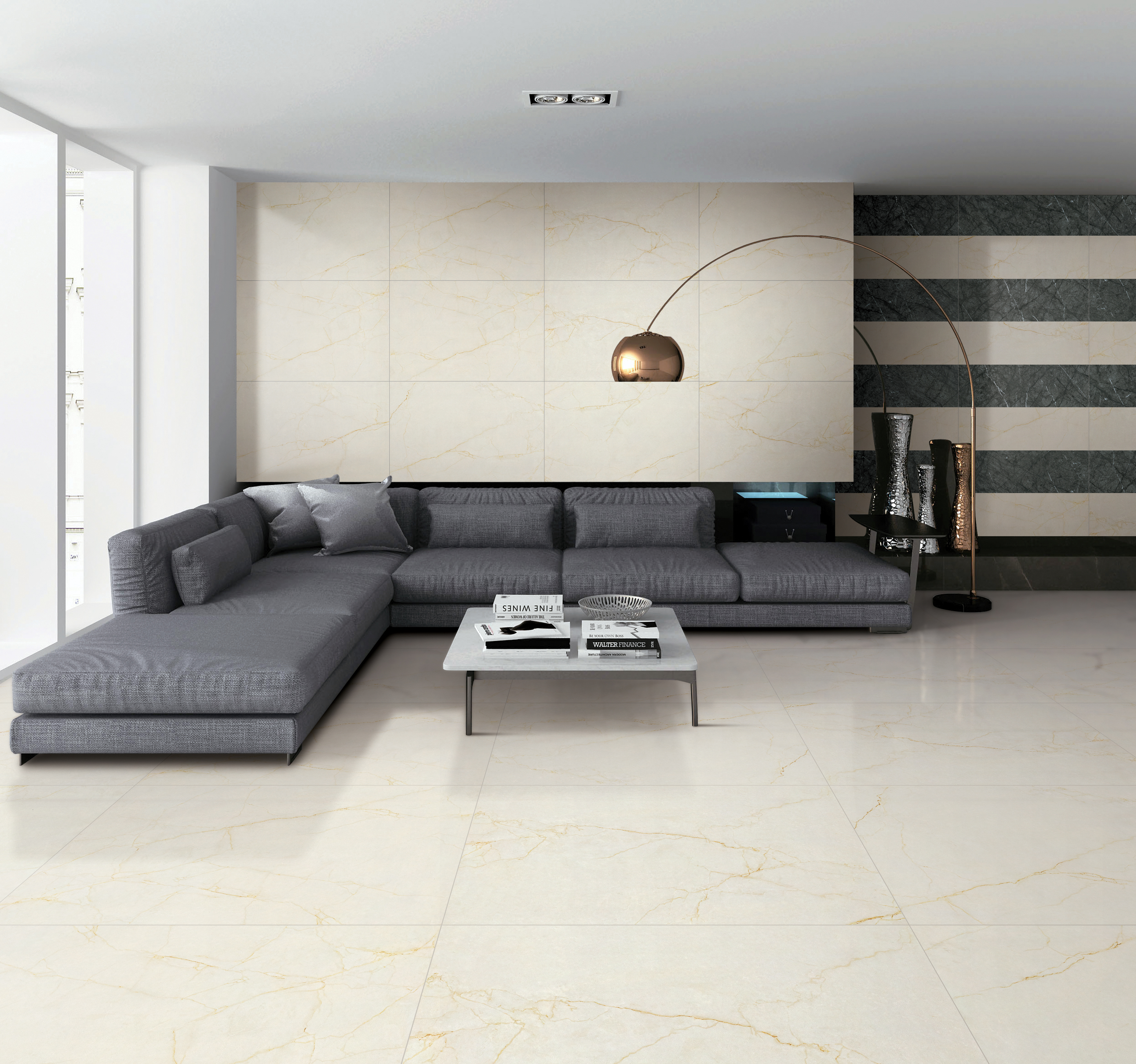斯米克瓷砖~柔光大理石S306FLLRP0