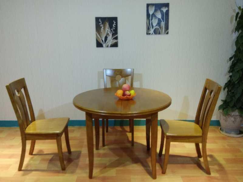 实木  餐椅