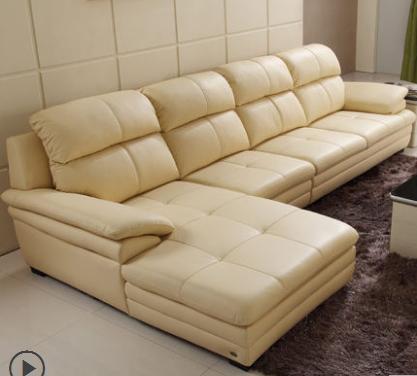 真皮皮艺沙发