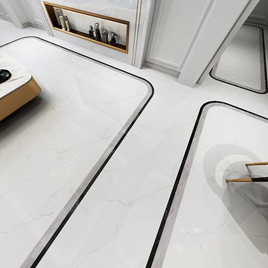 現代磁磚新爵士白8039 800X800 白底白胚瓷拋磚