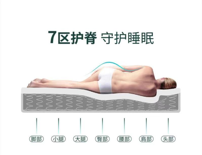 慕思V6mini小弹簧床垫