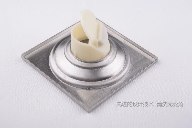【限量抢购】九牧不锈钢洗衣机地漏 92090-7C-1