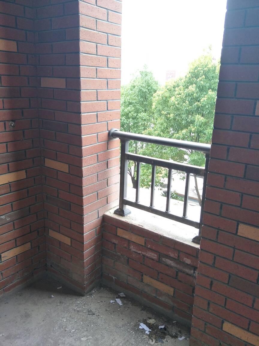 砌墙 阳台门