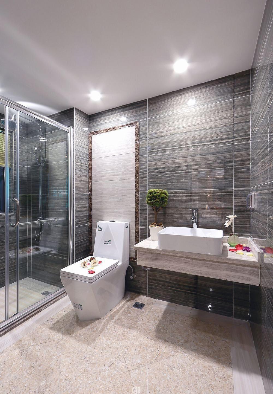 厕所 家居 设计 卫生间 卫生间装修 装修 1000_1440 竖版 竖屏
