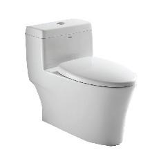 箭牌卫浴旗舰店 喷射虹吸式连体座便器AB1286MD/LD