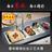 墨林厨房不锈钢水槽三槽套餐W-893—304不锈钢冷拉伸水槽