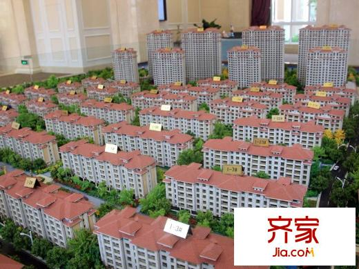 潍坊青云国际城户型图-齐家网小区库