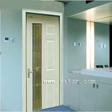 星星套装门欧式六框1#玻门室内门木门