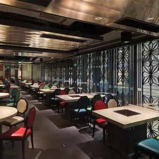 火锅店装修设计 高档有品质空间