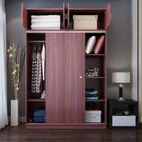 达芬奇密码移门衣柜+实木生态板衣柜+高档开门移门+免费设计出图