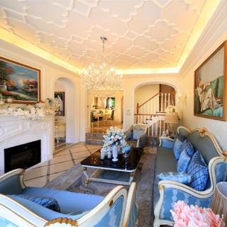 欧式别墅装修设计 优雅精美
