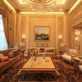 现代欧式别墅装修 奢华优雅