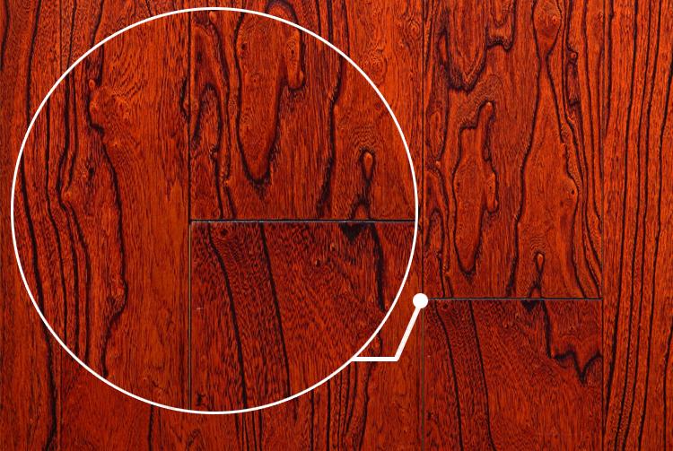 榆木多层实木复合地板