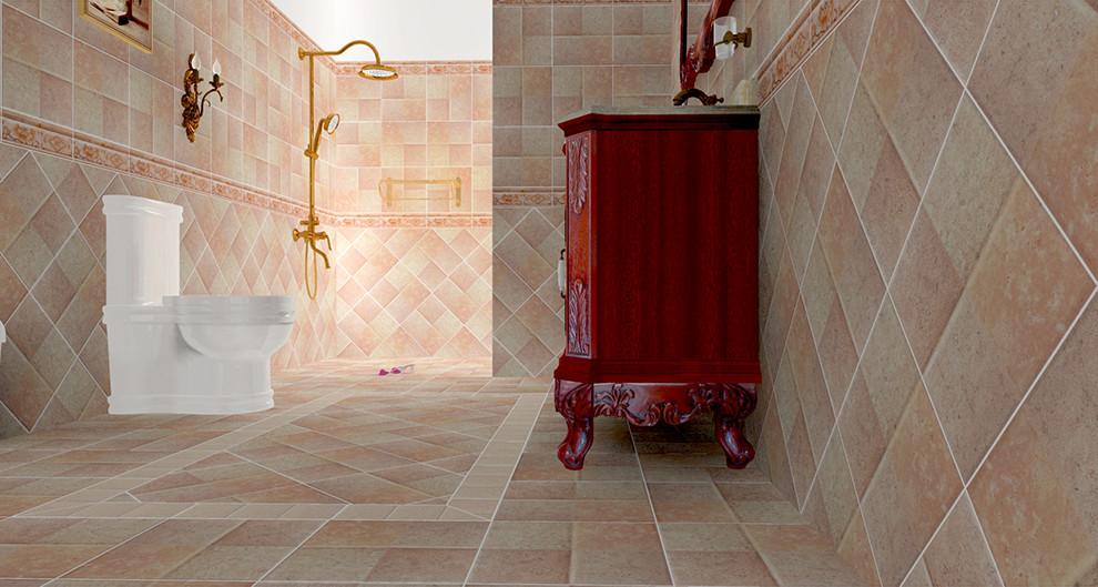 珅玛美式田园瓷砖 糖果釉瓷砖 300x300 3113图片