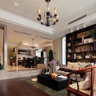 新中式别墅装修设计 和而不同