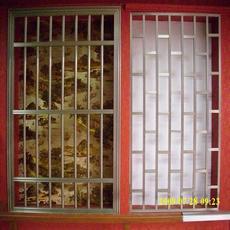 不锈钢防盗窗-平面型钢窗(适用阳台窗)