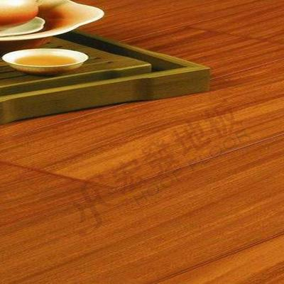 大美木豆实木复合地板