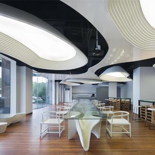 葡萄酒展厅设计 优美现代空间