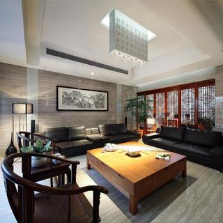 中式别墅装修设计 东方风韵