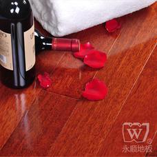 永顺地板 实木地板 印茄木900*82-88*18