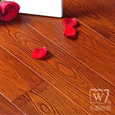 永顺地板 实木仿古地板 番龙眼910*120-125*18
