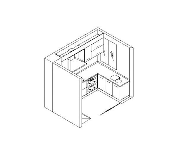 工程图 简笔画 平面图 手绘 线稿 640_540