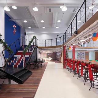 Loft创意办公室装修设计图