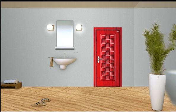 金美森套装门,室内门