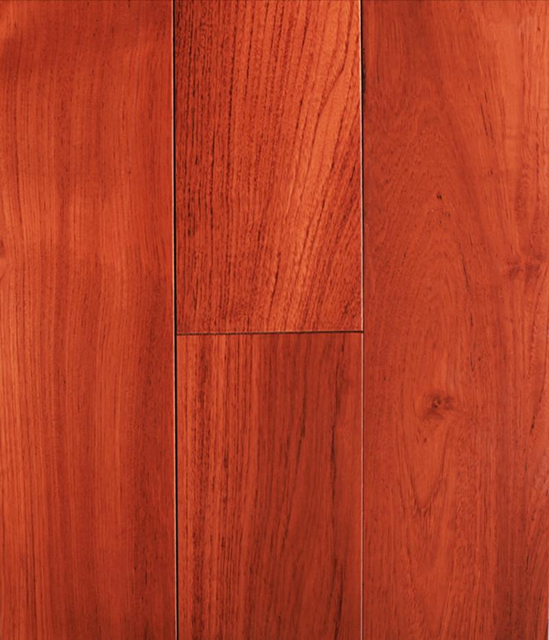 实木地板 柚木 定制大板【图片