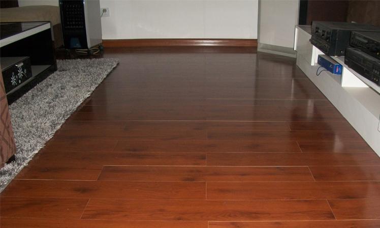 安信地板 实木地板 仿古橡木【图片