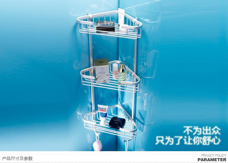 卡贝太空铝卫浴挂件_卡贝太空铝卫浴浴室挂件厕所刷马桶刷时尚创意