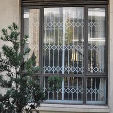 防盗窗活动窗-典雅版 安全防盗窗、隐形门、阳光房、封阳台窗、