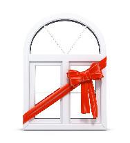 【万增门窗】正品上海海螺塑钢 欧式阳台窗门窗 高档阳台