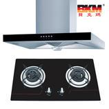 贝克玛卫浴厨房电器 A9-5油烟机+0701双眼灶具 两件套