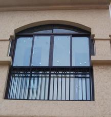 【万增门窗】美亚宝正品799型中空玻璃阳台窗 厂家直销