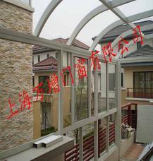 【万增门窗品牌】上海阳光房订制 浦东阳光房安装实例