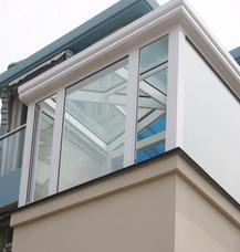 【万增门窗】上海海螺隔音窗顶楼 隔断隔墙 保温隔热