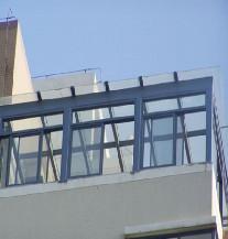 【万增门窗】断桥铝门窗 上海万增节能门窗系统专家 推拉窗门