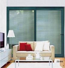 万增门窗正品 铝合金 隔音窗玻璃 封阳台 铝合金门窗 阳光房