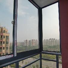 【万增阳台窗品牌】上海浦东铝合金窗案例 正品门窗 假一赔十