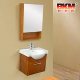 贝克玛 实木浴室柜带镜柜60公分 BKM-2101可非标定制