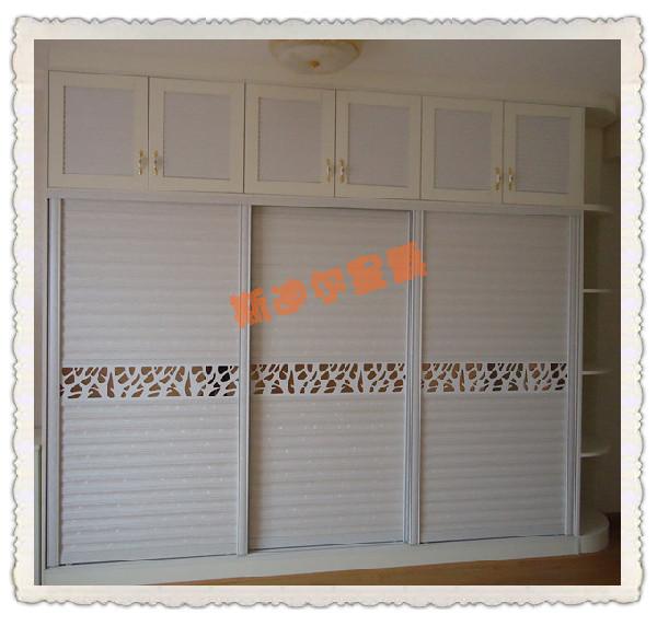 實木生態板整體衣柜【圖片 價格 規格 評價】-齊家版