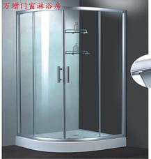 上海万增门窗订做8901型淋浴房