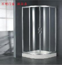 上海万增门窗品牌淋浴房8908型淋浴房安装订制