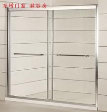 上海万增品牌淋浴房8013型铝合金淋浴房